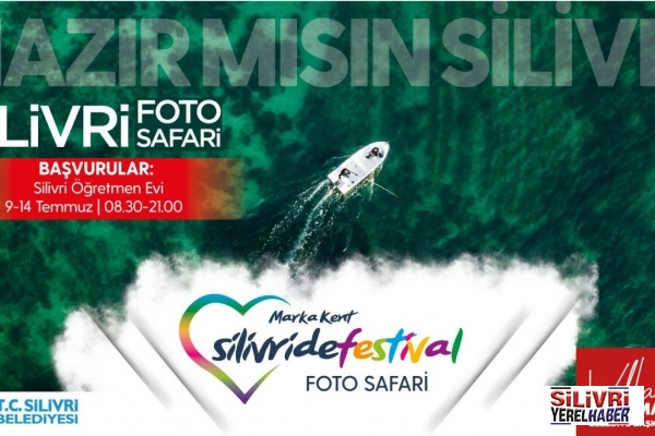 Foto Safari kayıt standı kuruldu