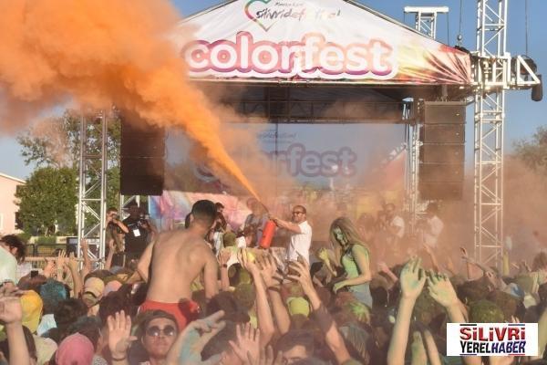 Yoğurt Festivali Colorfest ile Tamamlandı