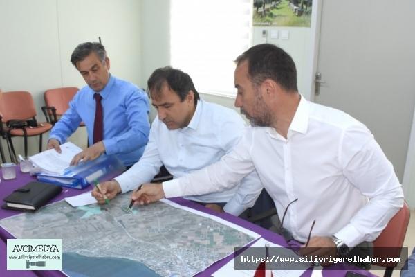 iL Müdürü Karaca'dan Silivri'ye destek sözü