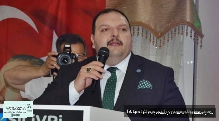 İYİ Parti Silivri İlçe Başkanı Ersaraç Algı Operasyonlarına Tepki Gösterdi