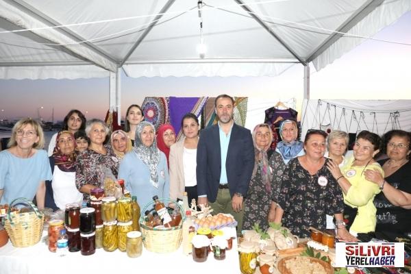 SERGİ ALANLARI FESTİVALE RENK KATACAK