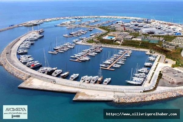 Silivri'ye yat limanı yapılacak