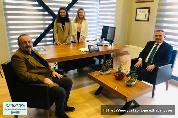 Cumhurbaşkanı Başdanışmanı Minder'den Karakuş ve Maşalacı'ya hayırlı olsun ziyareti