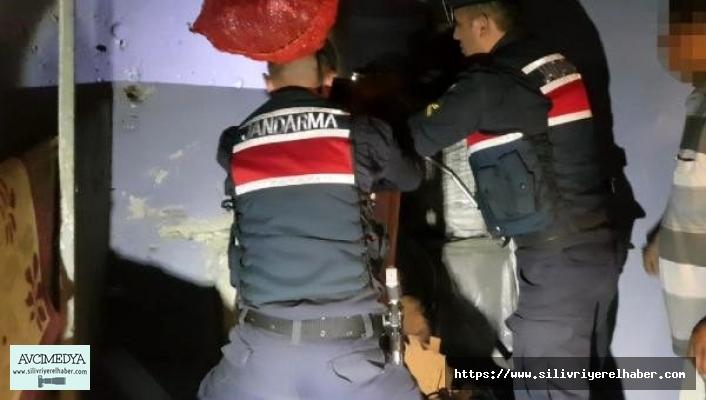 Jandarma'dan eş zamanlı hırsızlık operasyonu