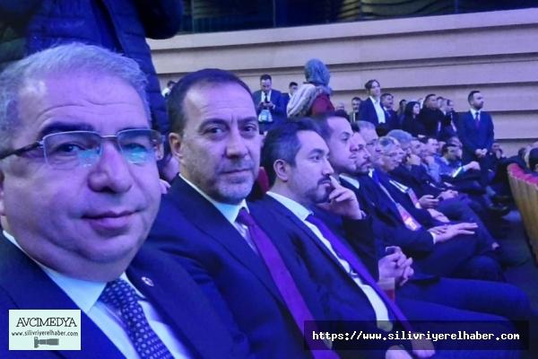 Başkan Yılmaz Akıllı Şehirler Kongresine katıldı