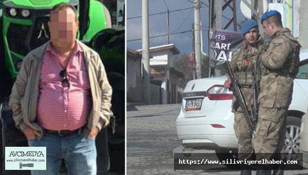 Silivri'de sokak ortasında cinayet