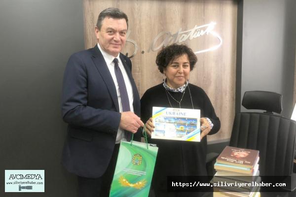 Ukrayna Harkov Tarım Ünivesitesi ile Silivri TÜRAM Lisesi'nden iş birliği