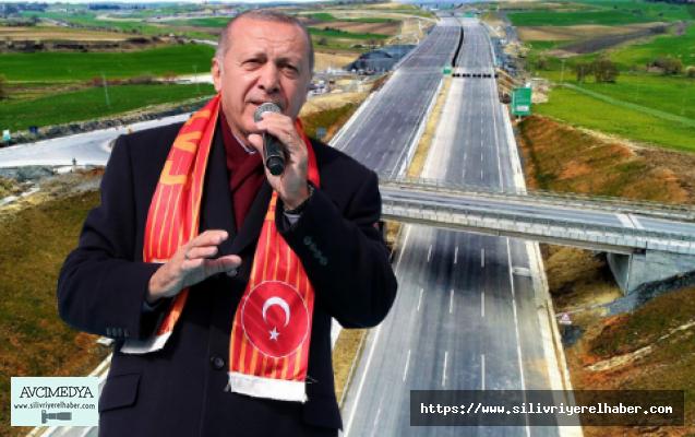 Cumhurbaşkanı Erdoğan Bugün Silivri'de