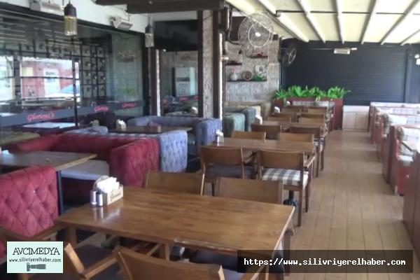 Silivri'de Koronavirüs Sessizliği