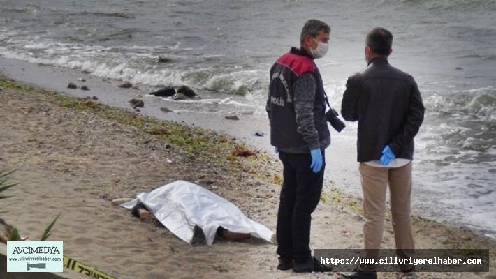 Deniz kenarında erkek cesedi bulundu