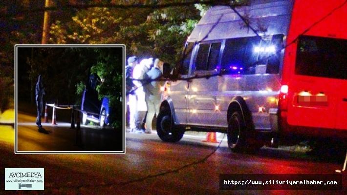 Silivri'de 1 kişi yol kenarındaki araçta ölü bulundu