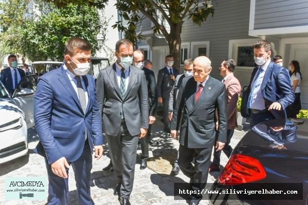 Başkan Yılmaz , Ayasofya Cami Açılışına Katıldı