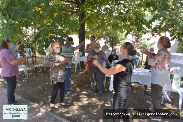 Silivri Belediyesinden Huzur Evi Sakinlerine Sürpriz