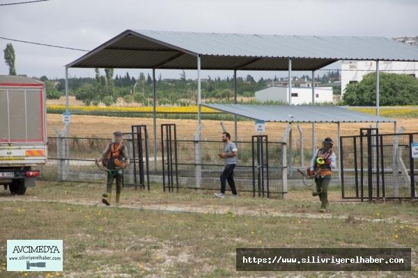 Silivri Belediyesinden Kurban Bayramı Hazırlığı