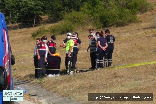 SİLİVRİ'de Trafik Kazası: 1 Ölü 3 yaralı
