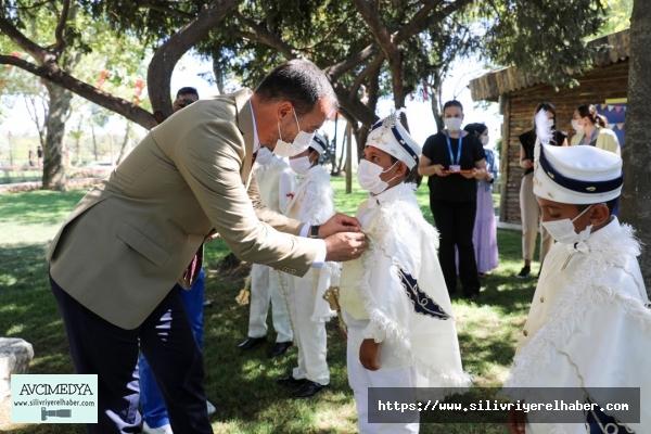 Silivri Belediyesi Çocukları Sünnet Ettirdi