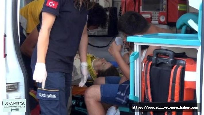 Silivri'de Feci Kaza: 4'ü Çocuk 18 Yaralı