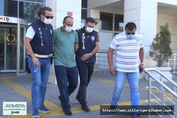 Silivri'de yakalanan FETÖ üyesi eski öğretmen tutuklandı