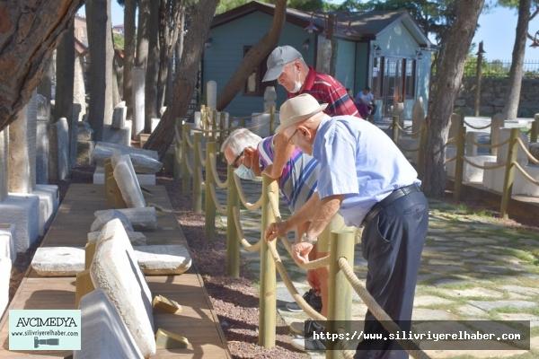 Kale Park Açık Hava Müzesi Yoğun İlgi Görüyor