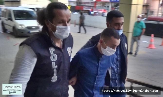 SİLİVRİ'de  PKK operasyonunda 1 kişi gözaltına alındı