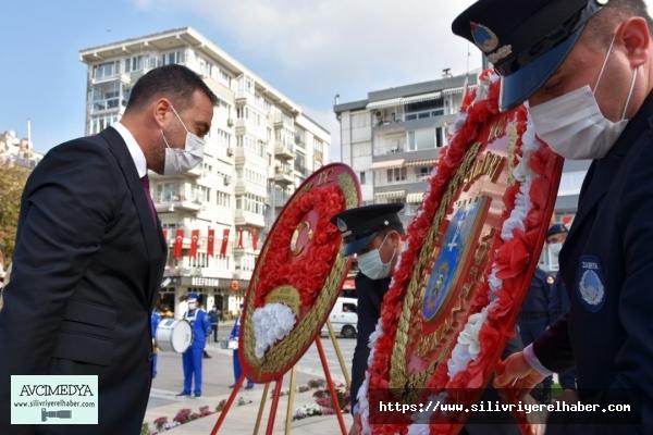 29 Ekim Cumhuriyet Bayramı Töreni