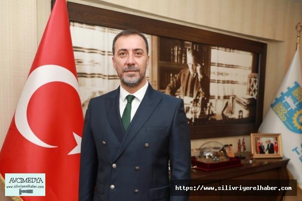 Başkan Yılmaz, ''Atatürk Bütün İnsanlığın Sevgisini Kazanmıştır''