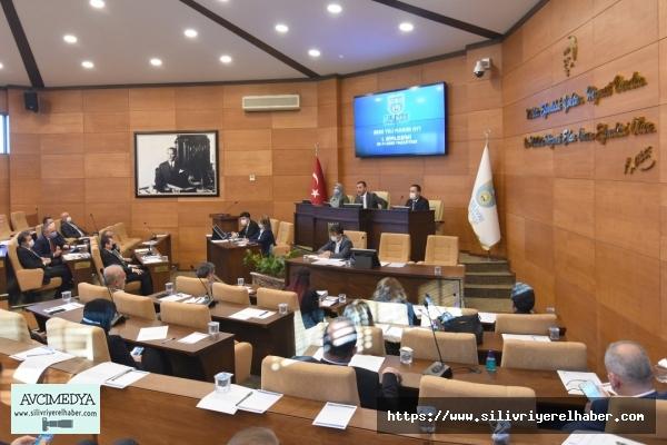 Kasım Ayı 1. Meclis Toplantısı Yapıldı