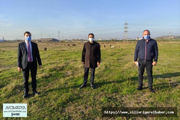 CHP'lilerden Arazi Tahsisi Açıklaması
