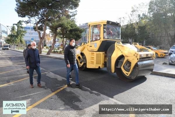 Silivri Belediyesi Kısıtlamayı Fırsata Çevirdi
