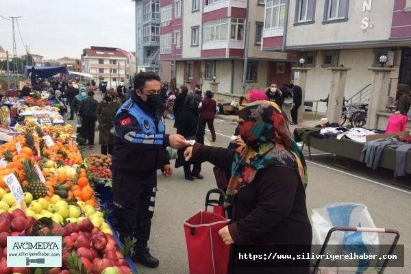 Yoğurthane mevki halk pazarı hizmete başladı