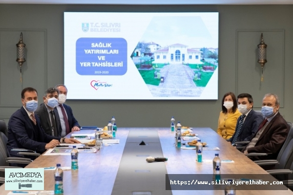 2021 yılı sağlık yatırımları toplantısı