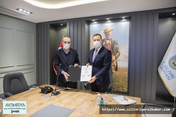 Silivri Belediyesin toplu iş sözleşmesi imzaladı