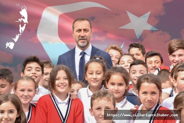 Başkan Yılmaz'dan 23 Nisan Çocuk Bayramı mesajı