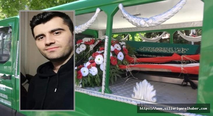 Silivri'de bıçaklı kavgada öldürülen genç, doğum gününde toprağa verildi