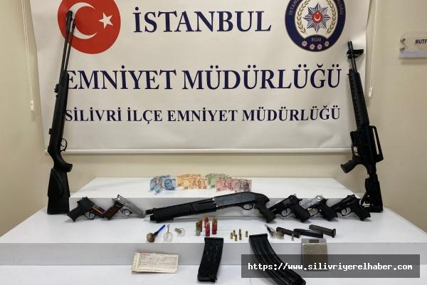 Silivri Polisinden Uyuşturucu Operasyonu