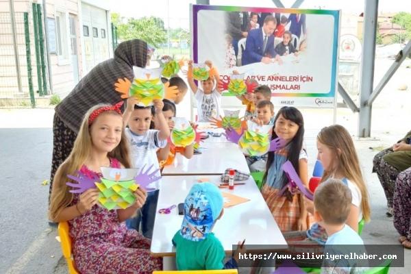 Silivri Belediyesinden Anne Çocuk Şenliği Düzenliyor
