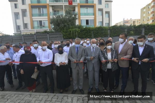 Atatürk Parkı Açıldı
