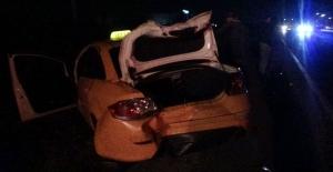 Silivri'de zincirleme trafik kazası: 1 yaralı
