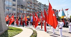 Silivri'de 19 Mayıs Atatürk'ü Anma Gençlik ve Spor Bayramı çeşitli etkinliklerle kutlanıyor