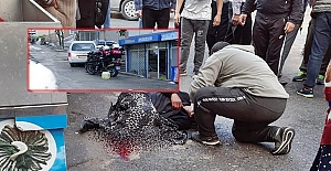 Silivri#039;de bir kişi silahla yaralandı.
