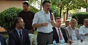 """Pakdemirli, """"İstanbul, Binali Yıldırım trenini kaçırmamalı"""""""