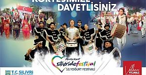 58. Silivri Yoğurt Festivali bugün başlıyor