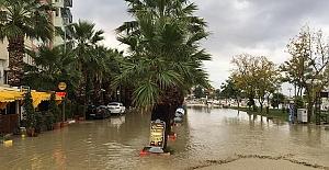 Silivri#039;ye kuvvetli yağış uyarısı
