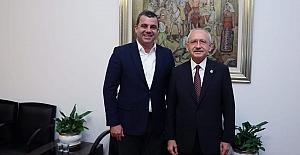 Bulut ve Kılıçdaroğlu Ankara'da bir araya geldi