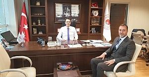 Başkan Yılmaz Ankara#039;dan müjdelerle...