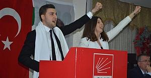 Berker Esen CHP'nin Silivri İlçe Başkanı Oldu