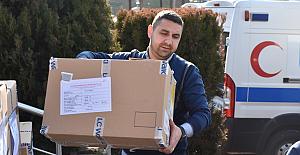 Silivri Belediyesinden Elazığ'a Yardım Eli