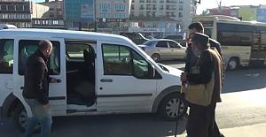 Silivri'de Mobil Huzur Ekiplerinin Dilenci Operasyonu
