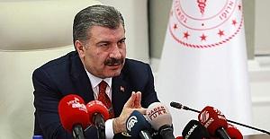 Sağlık Bakanı Koca son rakamları açıkladı: Türkiye'de koronavirüste can kaybı 30'a yükseldi