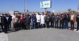 Silivri'de tıp bayramı için toplanan doktorlar koronavirüsü konuştu.